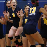 Clarkston wins first regional volleyball title since 1976
