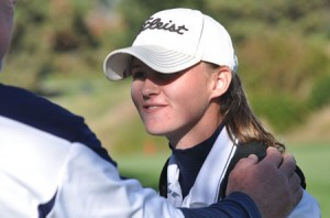 Call her Miss … Golf:  Stoney Creek's Compton school's first state Player of the Year