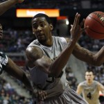 That close: Michigan State withstands Oakland's upset bid