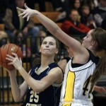 Stepping up: Cougars go to Plan B in downing Adams