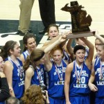 Soaking it all up: Lakers repeat as Class D state champs