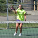 2011 GIRLS TENNIS TEAM CAPSULES