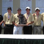 Finishing on top: Top-ranked Oakland Christian wins first-ever golf state title