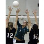 GIRLS VOLLEYBALL TEAM CAPSULES