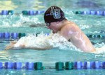 Brother Rice impressive in regaining county swimming title