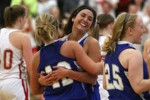 Back in the Final Four: Lakes cruises past Michigan Lutheran Seminary to reach state semis once again