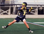 COACKED AND LOADED: Clarkston'sKEvin O'Grady four goals Monday in the Wolves' 7-3 OAA Red Division win over Troy Athens. File Photo | Larry McKee, www.lmckeephotography.com