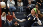 2011 ALL-NORTH OAKLAND AREA GIRLS VOLLEYBALL TEAM: Top netters made their points