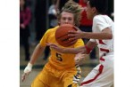 BOYS BASKETBALL: Romeo stuns previously-unbeaten Rochester Adams for district crown