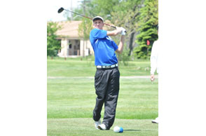 SAILING AWAY: Rochester junior Mike Murri should be one of the area's top golfers this season. File Photo | Dan Stickradt
