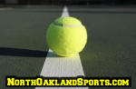 GIRLS TENNIS: OAA Red Division Tournament Results