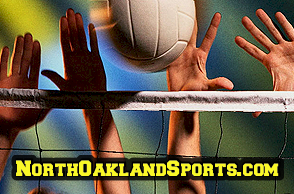 GIRLS VOLLEYBALL DISTRICTS: Notre Dame Prep sweeps Clawson; Oakland Christian ousts Lutheran Northwest