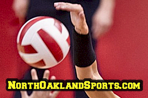 COLLEGE WOMEN'S VOLLEYBALL: Condon helps Oakland sweep Youngstown State