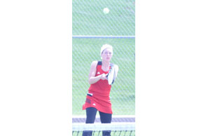 GIRLS TENNIS: Regional Scoreboard