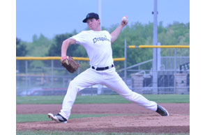 BASEBALL: Kettering's Dudek pitches 1-0 district gem in upset of Lake Orion
