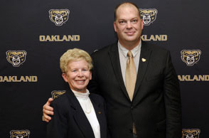 Jeffrey Konya has been named the new Director of Athletics at Oakland University, effective Aug. 11. Courtesy Photo | Oakland Univiersity