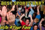 WHAT'S YOUR FAVORITE LOCAL SPORTS BAR?: Pre-game, during-game and post-game ...