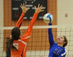 GIRLS VOLLEYBALL: OAA Blue champion Rochester peaking at the right time