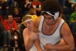 WRESTLING: End of the road: Oxford  falls in Division 1 state quarterfinals
