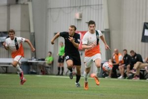 PDL PLAYOFFS: Menace pull postseason upset of defending PDL North American champion Michigan Bucks