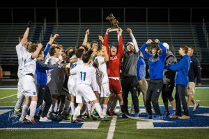 BOYS SOCCER: Rochester rallies past Clarkston to claim second straight district title