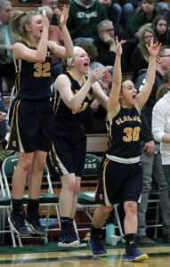 GIRLS BASKETBALL: Clarkston downs Kettering for first regional title since 2005