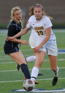 GIRLS SOCCER: Youthful Rochester Adams shines on pitch, wins OAA-Red and reaches regional finals
